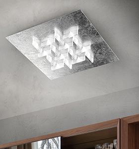 Lampadari a led a risparmio energetico braga illuminazione for Lampadari a led per interni