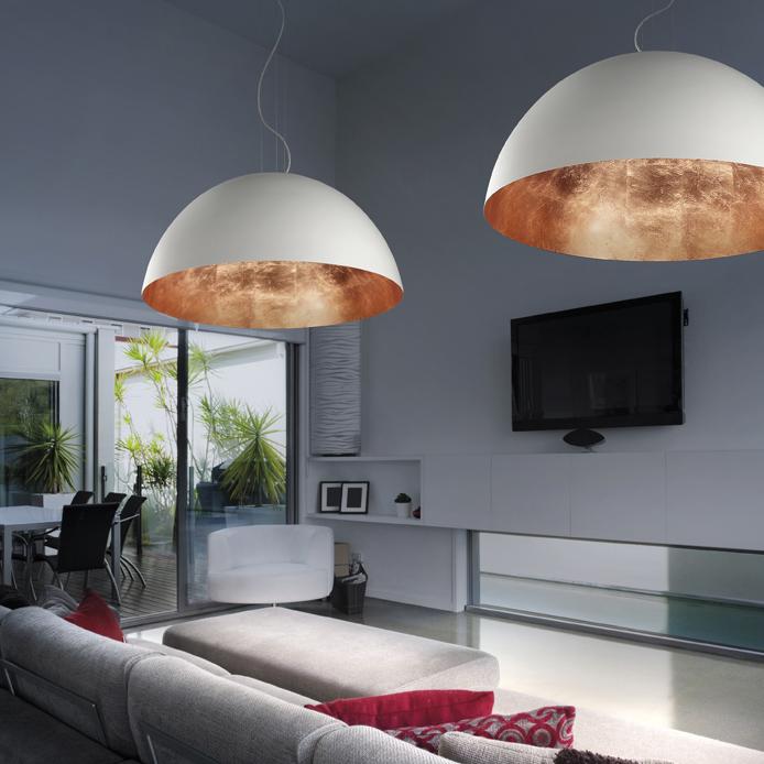Dune 561 s50 braga illuminazione for Braga lampadari