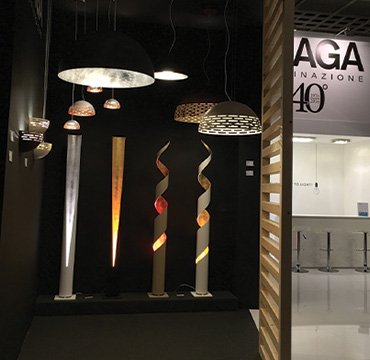 immagine produzione lampadari - fratelli braga illuminazione